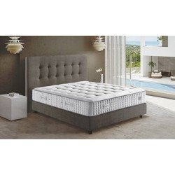 Matelas Simmons Fascination Duetto Mi-Ferme