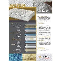 Matelas hotel ressorts Relax Magnum