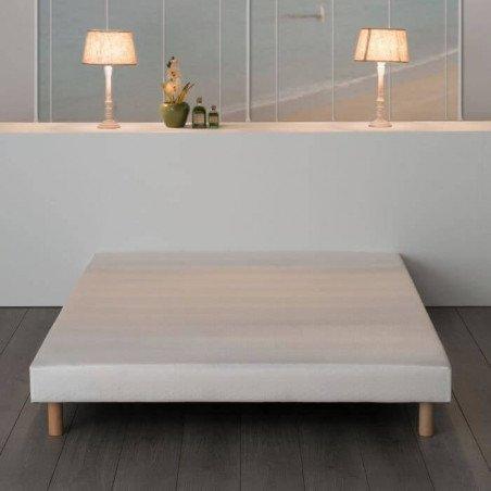 Sommier tapissier à lattes rigides Dormilisse 160x200
