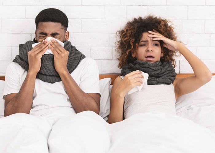 6 conseils pour bien dormir quand on a un rhume
