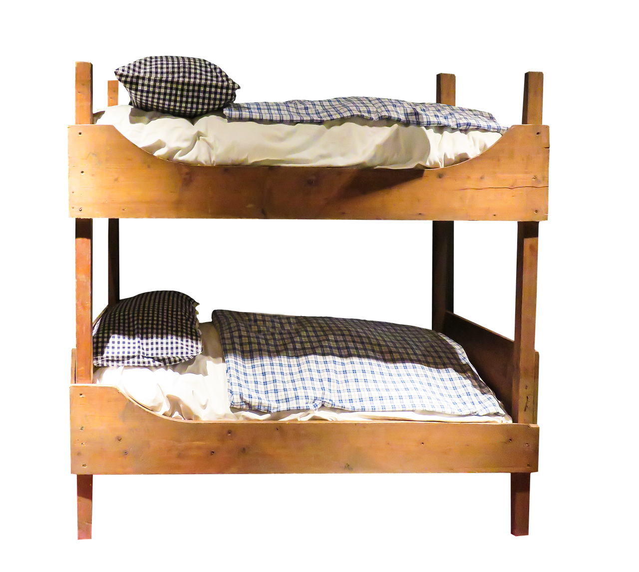 Les indémodables lits superposés
