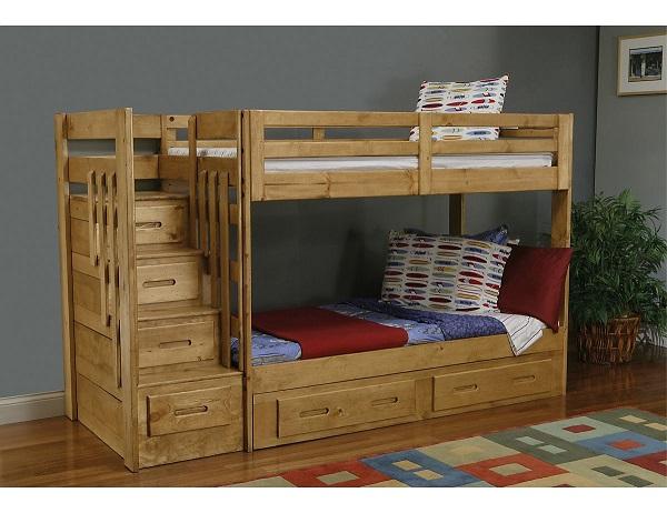 Les lits superposés sont-ils sûrs pour les enfants et les tout-petits