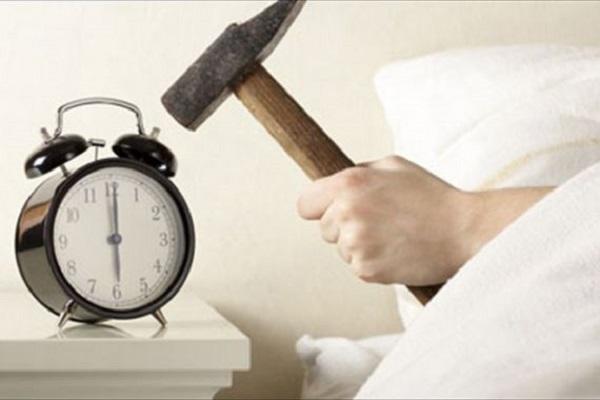 Les troubles du rythme de sommeil